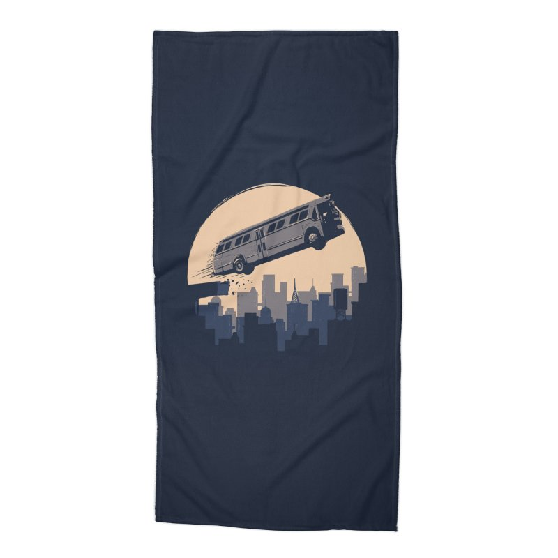 Speed Accessories Beach Towel by booster's Artist Shop