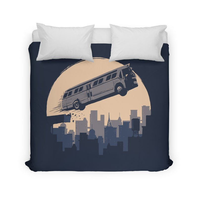 Speed Home Duvet by booster's Artist Shop