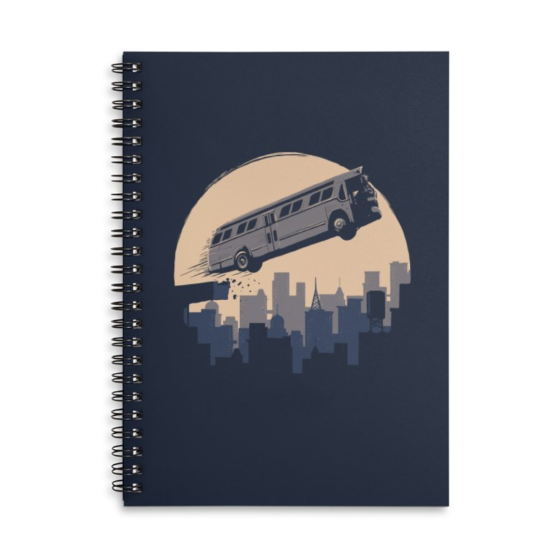 Speed Accessories Lined Spiral Notebook by booster's Artist Shop