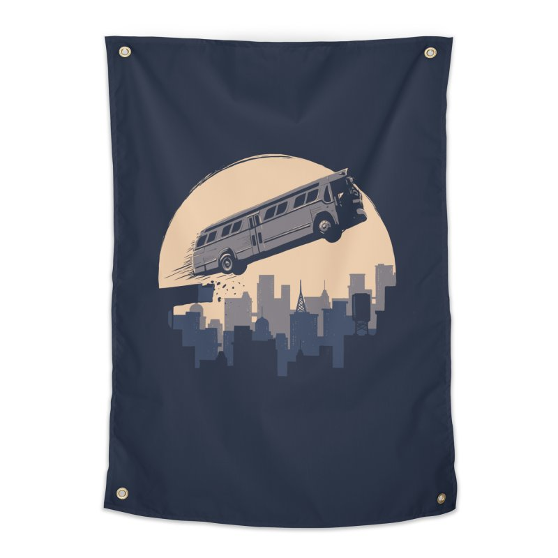 Speed Home Tapestry by booster's Artist Shop