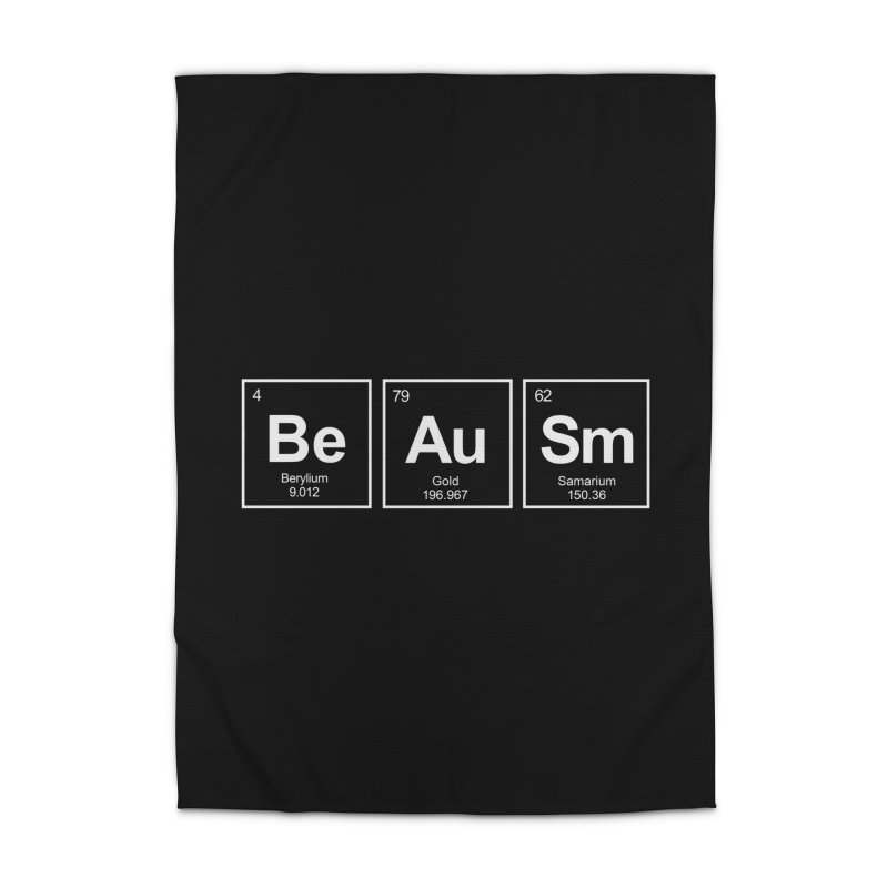 Be Awesome Home Rug by booster's Artist Shop