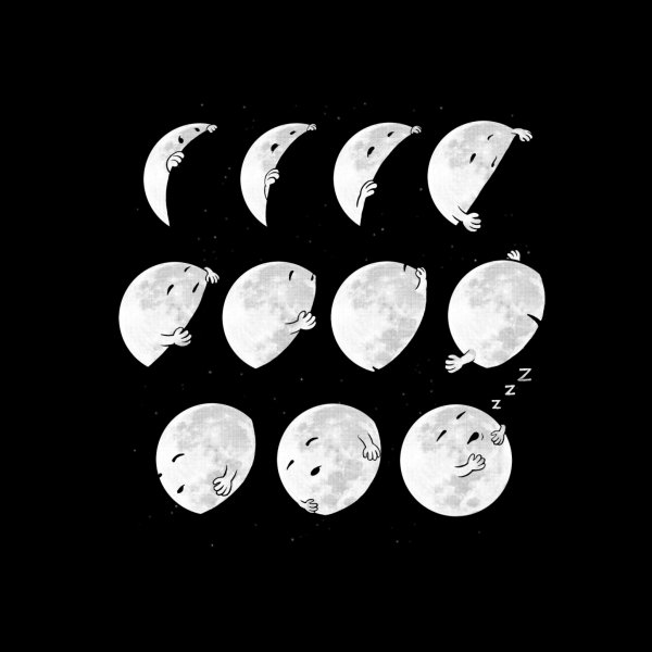 image for Lunar Phases of Sleep