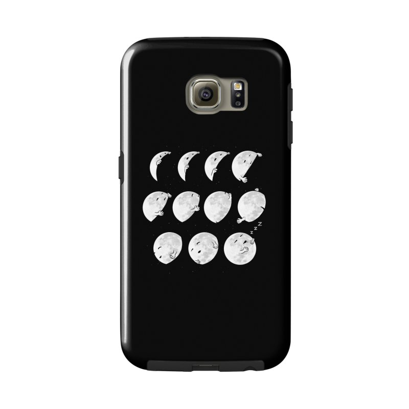 Lunar Phases of Sleep Accessories Phone Case by booster's Artist Shop