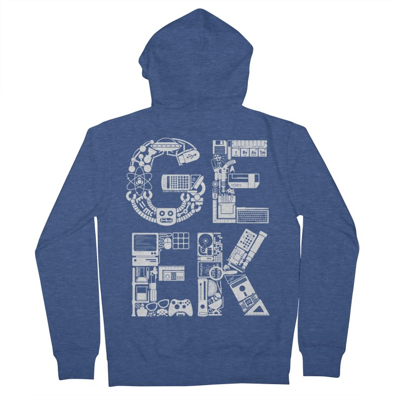I Be Au Sm Men's Zip-Up Hoody by booster's Artist Shop