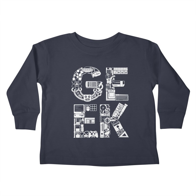 I Be Au Sm Kids Toddler Longsleeve T-Shirt by booster's Artist Shop