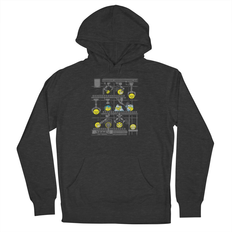 Smiley Factory Men's Pullover Hoody by booster's Artist Shop