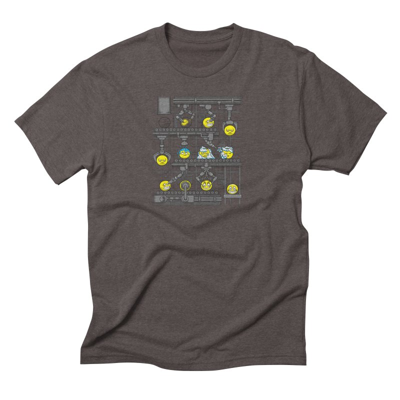Smiley Factory Men's Triblend T-shirt by booster's Artist Shop