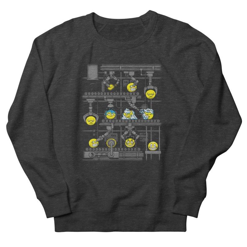 Smiley Factory Men's Sweatshirt by booster's Artist Shop