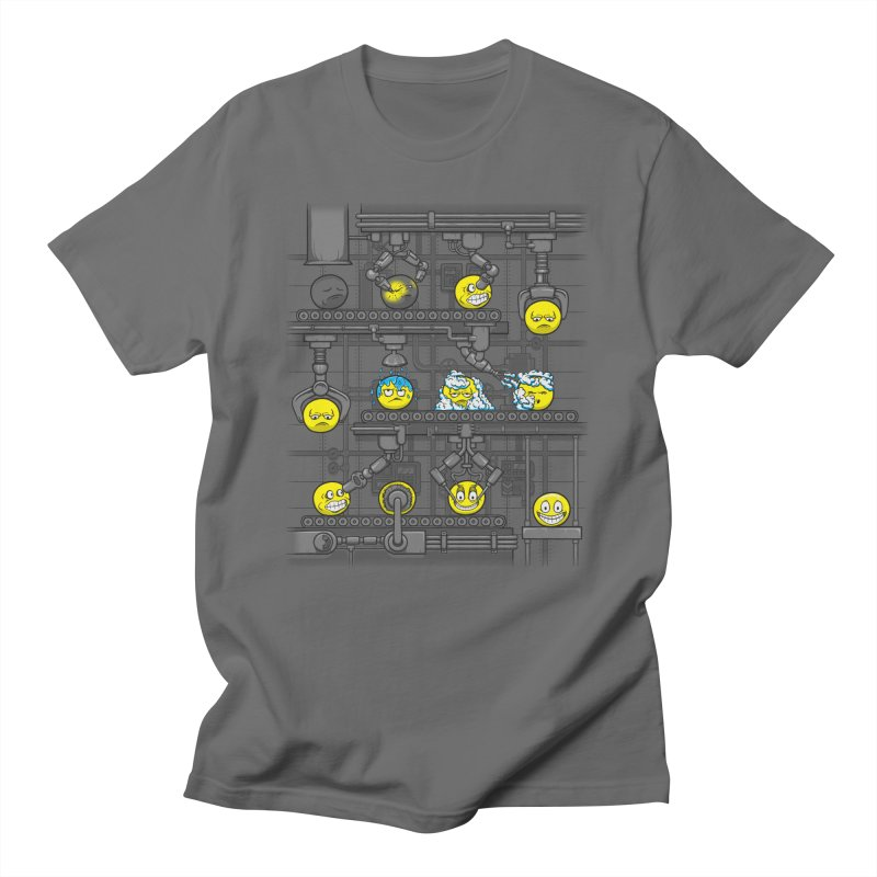 Smiley Factory Men's T-Shirt by booster's Artist Shop