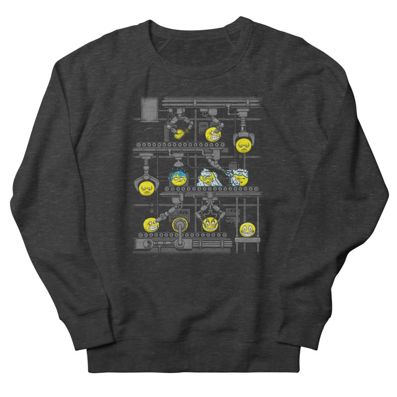 Smiley Factory Women's Sweatshirt by booster's Artist Shop