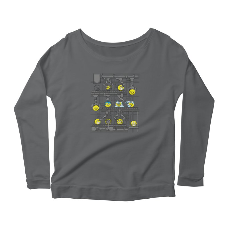 Smiley Factory Women's Longsleeve T-Shirt by booster's Artist Shop