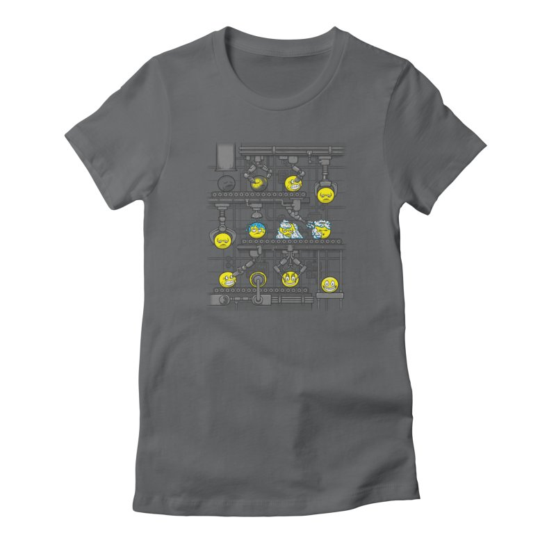 Smiley Factory Women's T-Shirt by booster's Artist Shop