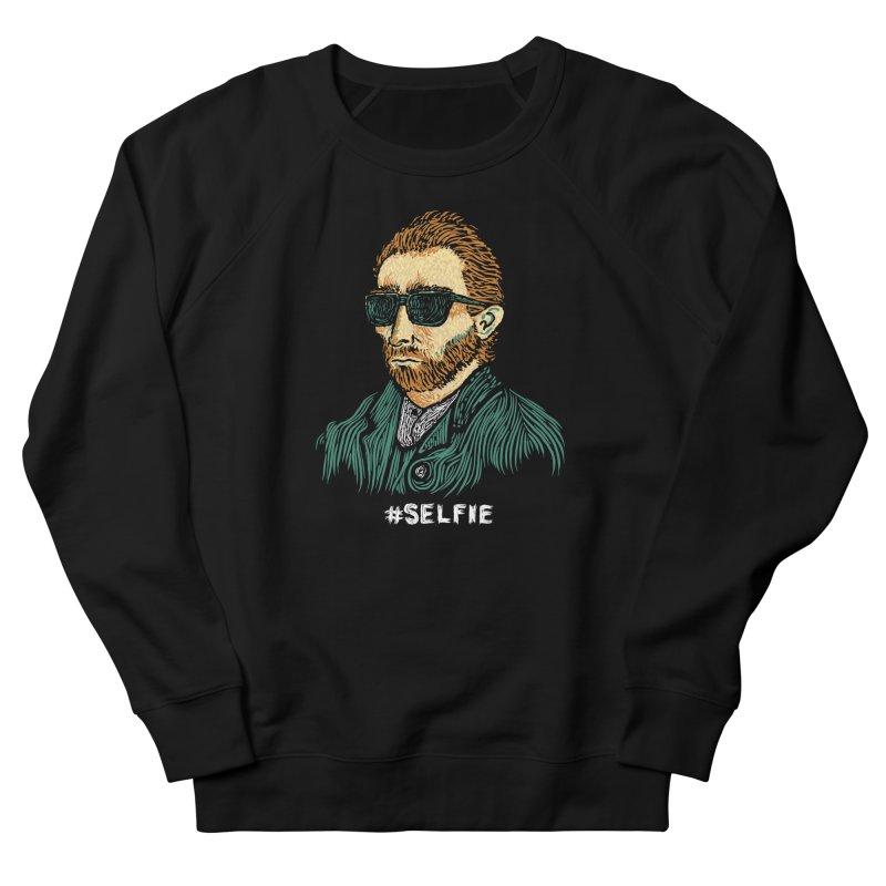 Van Gogh: Master of the Selfie Men's Sweatshirt by Boots Tees