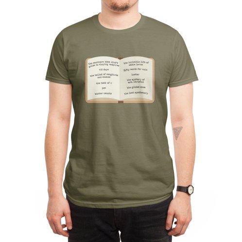 Design for BBC Book List