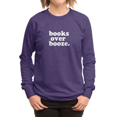 Design for Booze Over Books