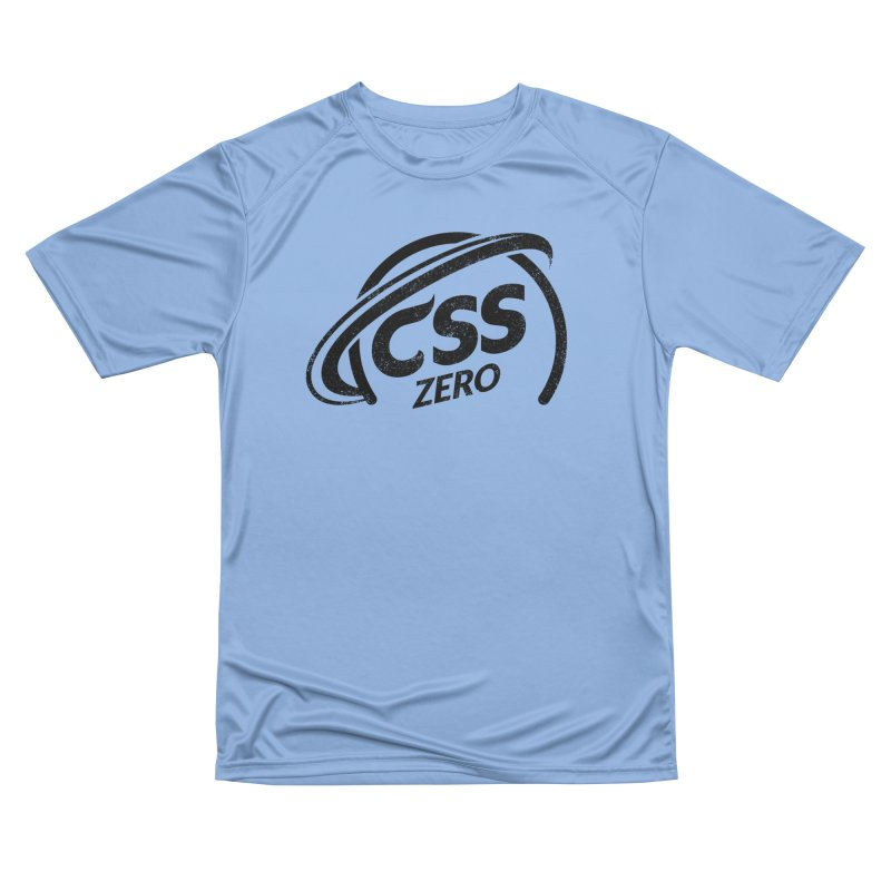 CSS Zero Men's Performance T-Shirt by Border_Top