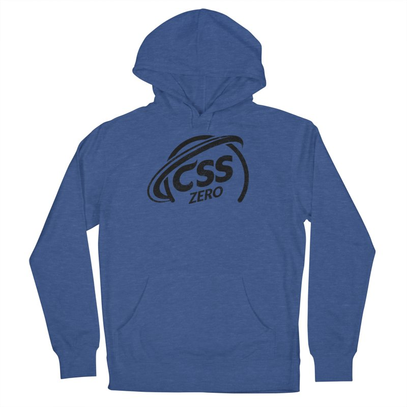 CSS Zero Women's French Terry Pullover Hoody by Border_Top