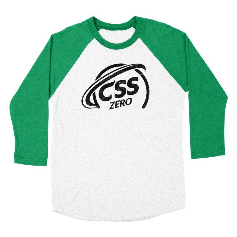 CSS Zero Women's Baseball Triblend Longsleeve T-Shirt by Border_Top