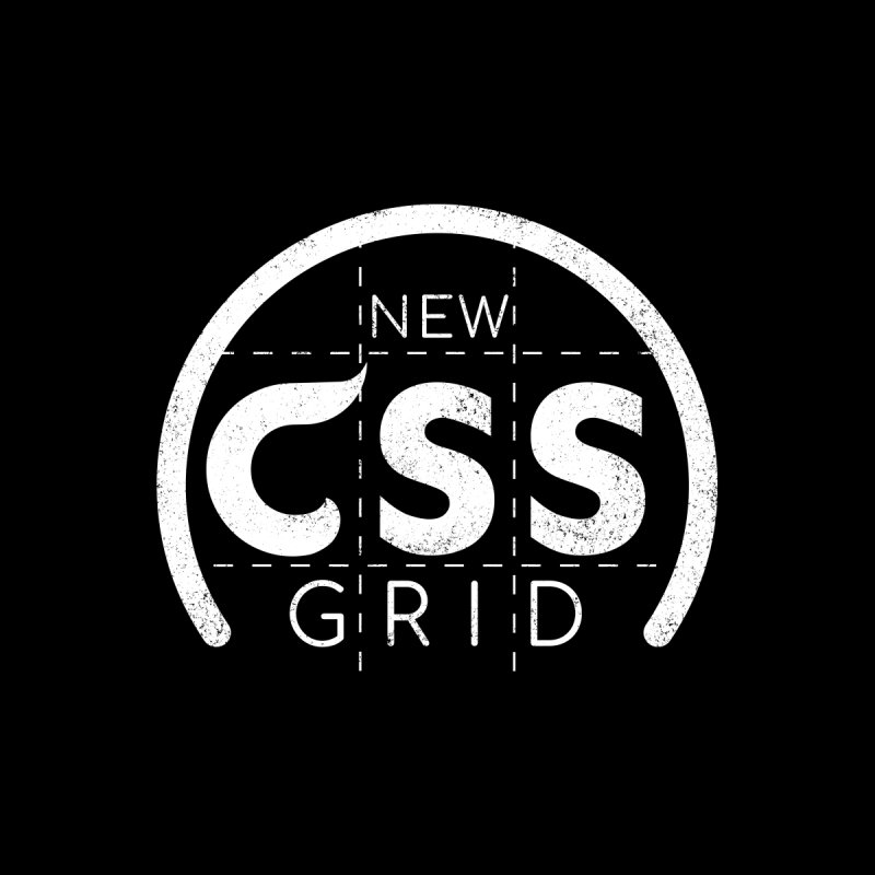CSS Grid (white) by Border_Top