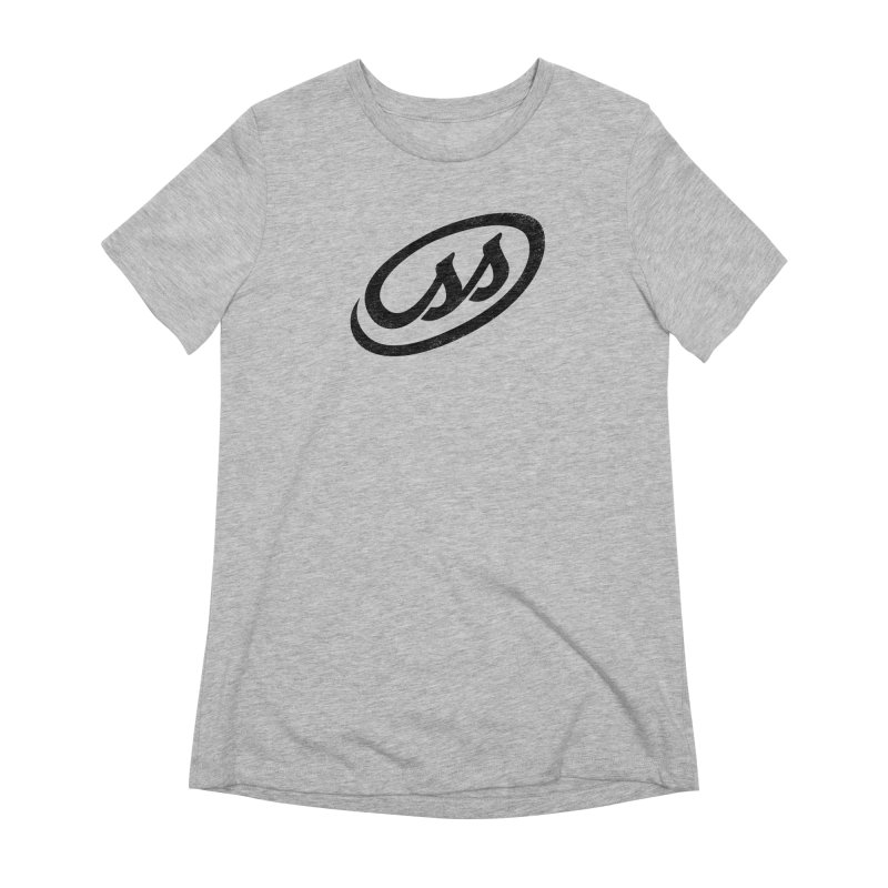 CSS Women's Extra Soft T-Shirt by Border_Top