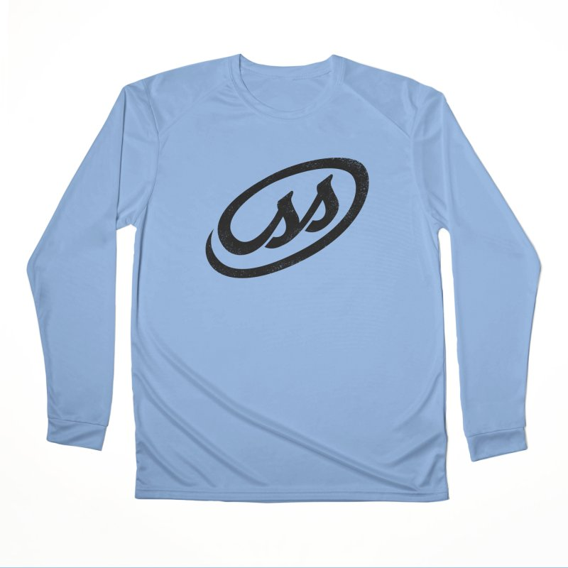 CSS Men's Performance Longsleeve T-Shirt by Border_Top