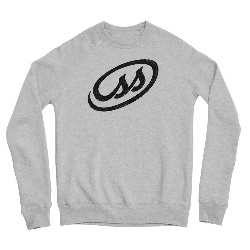 CSS Men's Sponge Fleece Sweatshirt by Border_Top
