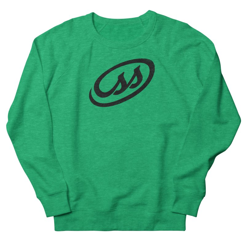 CSS Women's French Terry Sweatshirt by Border_Top
