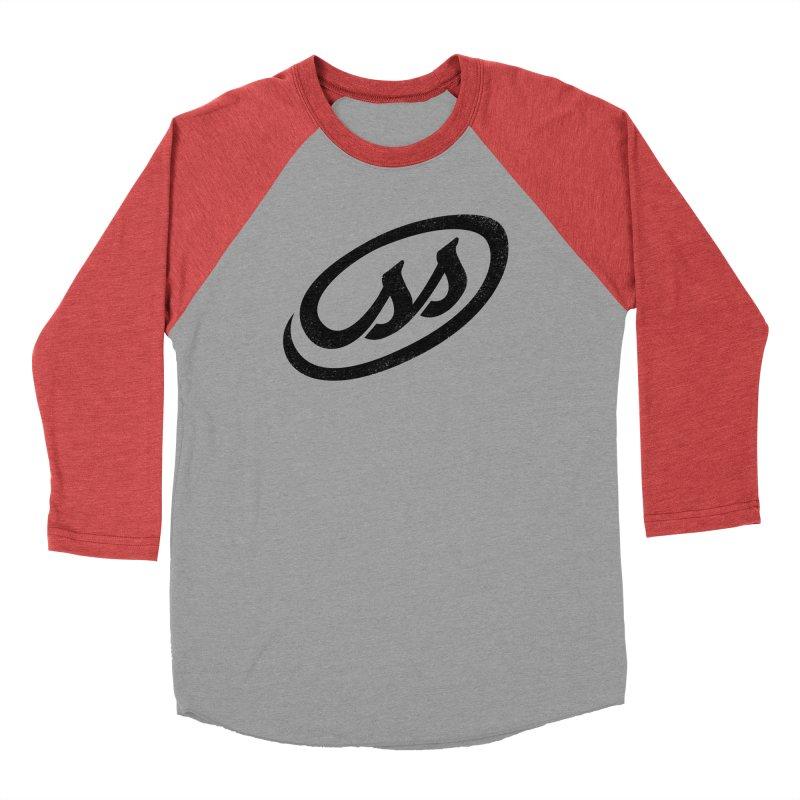CSS Women's Baseball Triblend Longsleeve T-Shirt by Border_Top
