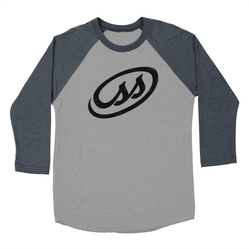 CSS Men's Baseball Triblend Longsleeve T-Shirt by Border_Top