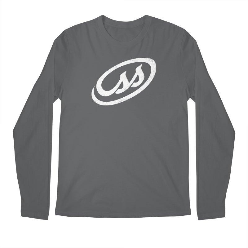 CSS (white) Men's Regular Longsleeve T-Shirt by Border_Top