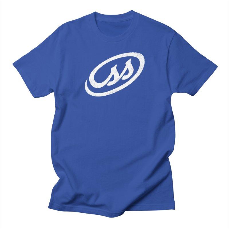 CSS (white) Men's Regular T-Shirt by Border_Top