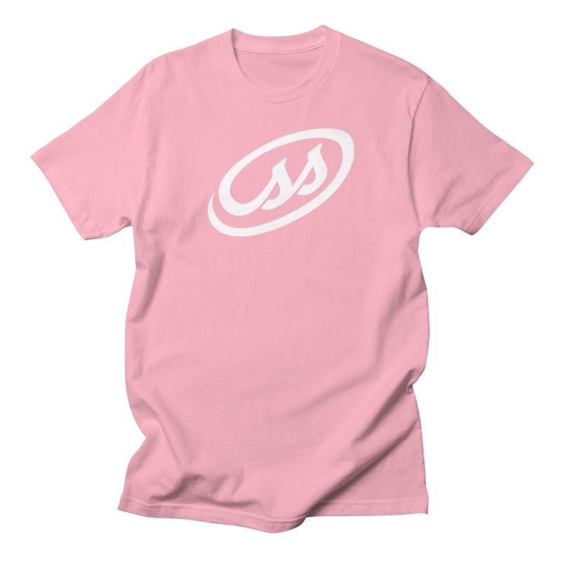 CSS (white) Women's Regular Unisex T-Shirt by Border_Top