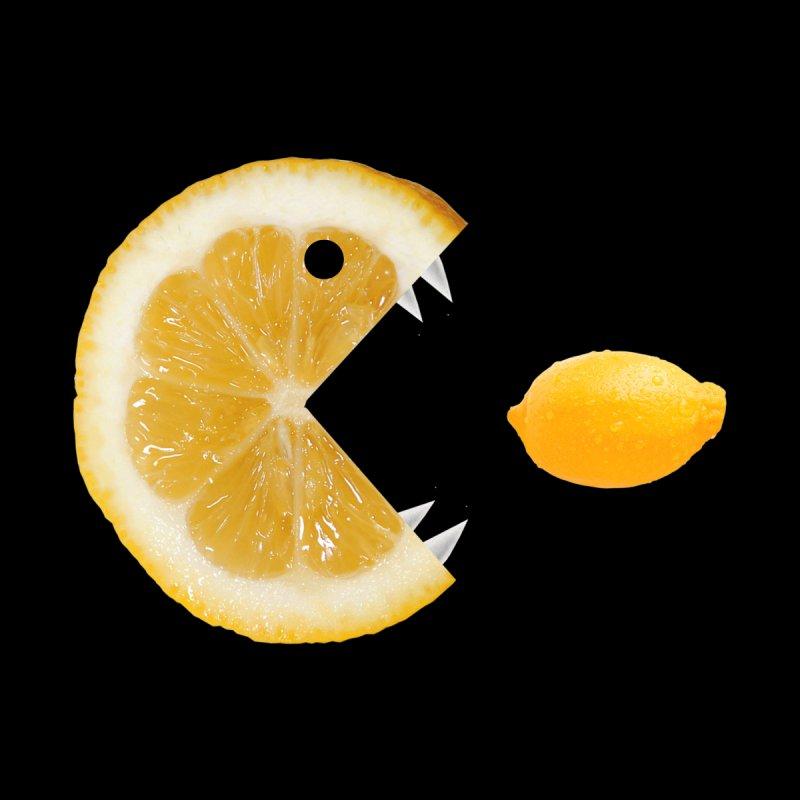 Funny Hungry Lemons by Boriana's Artist Shop