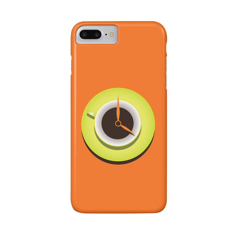 Coffee Time Accessories Phone Case by Boriana's Artist Shop