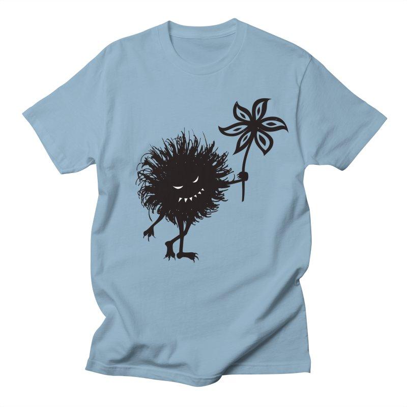 Evil Bug Gives Flower Men's T-shirt by Boriana's Artist Shop
