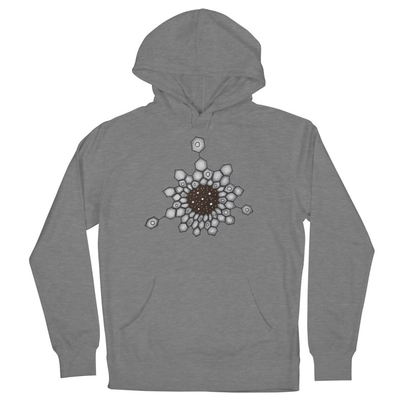 Organic Chemistry Aromatic Structure Space Stars Women's Pullover Hoody by Boriana's Artist Shop