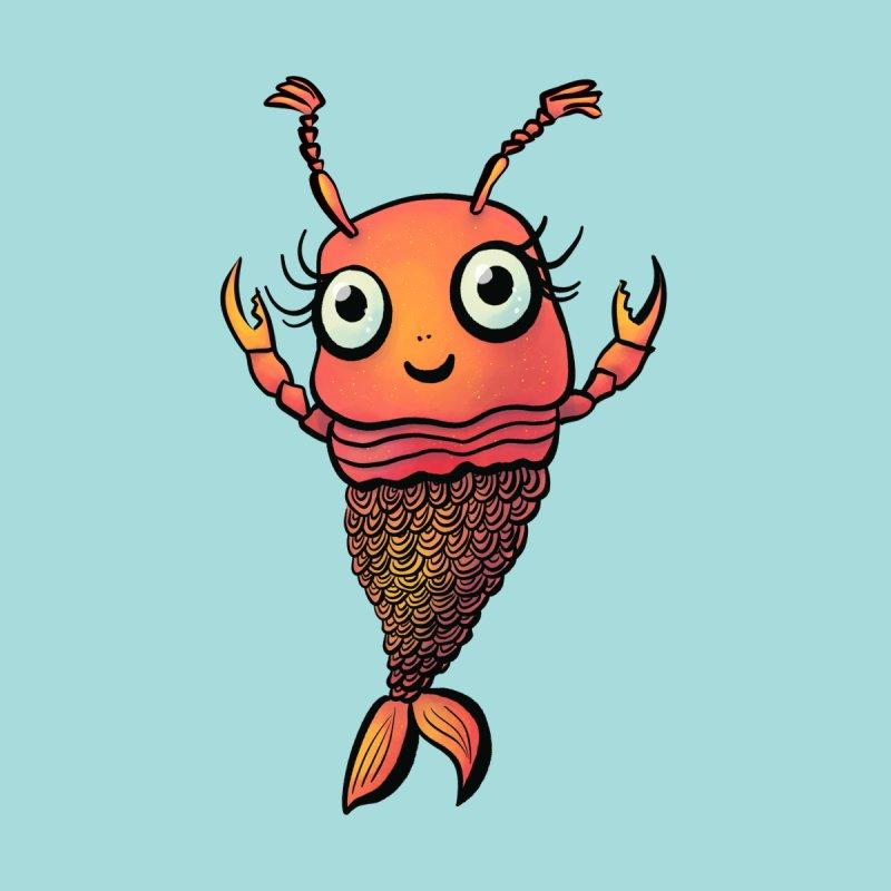 Cute Creature Chimera Kids Toddler T-Shirt by Boriana's Artist Shop