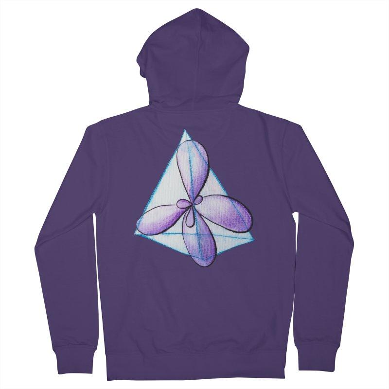 Organic Chemistry Hybridized Atomic Orbitals Women's Zip-Up Hoody by Boriana's Artist Shop