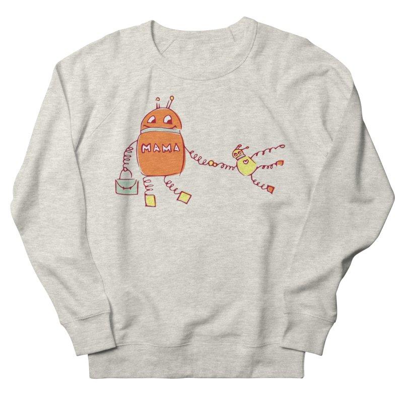 Robomama Women's Sweatshirt by Boriana's Artist Shop