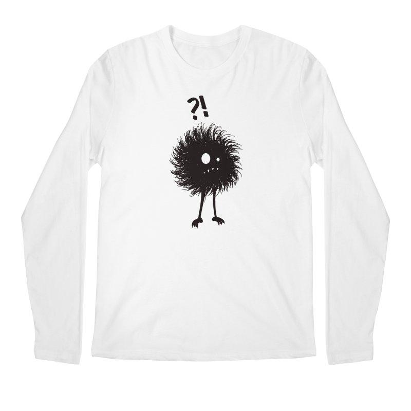 Wondering Evil Bug Men's Longsleeve T-Shirt by Boriana's Artist Shop