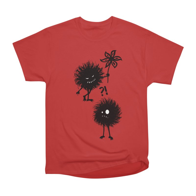 Kind Evil Bug Friends Men's Classic T-Shirt by Boriana's Artist Shop