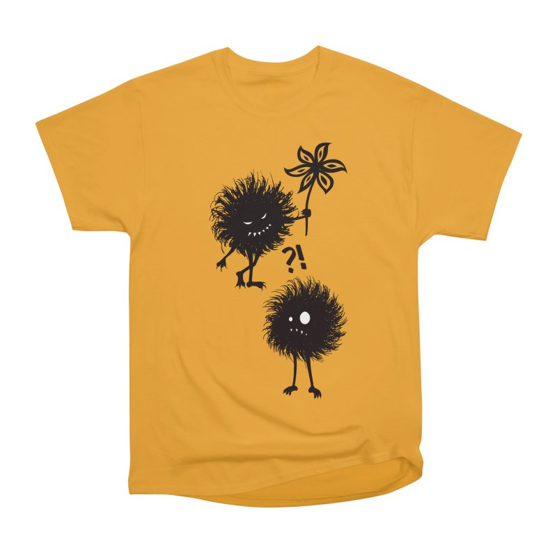 Kind Evil Bug Friends Women's Classic Unisex T-Shirt by Boriana's Artist Shop