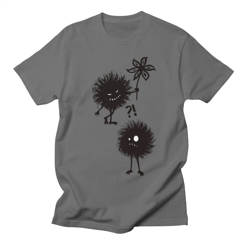 Kind Evil Bug Friends Men's T-Shirt by Boriana's Artist Shop