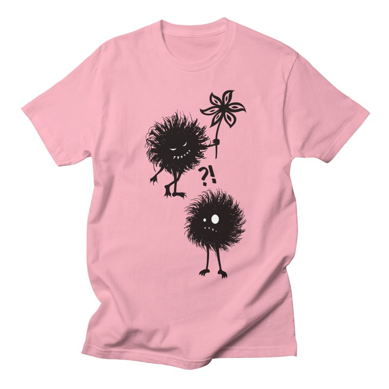 Kind Evil Bug Friends Women's Unisex T-Shirt by Boriana's Artist Shop