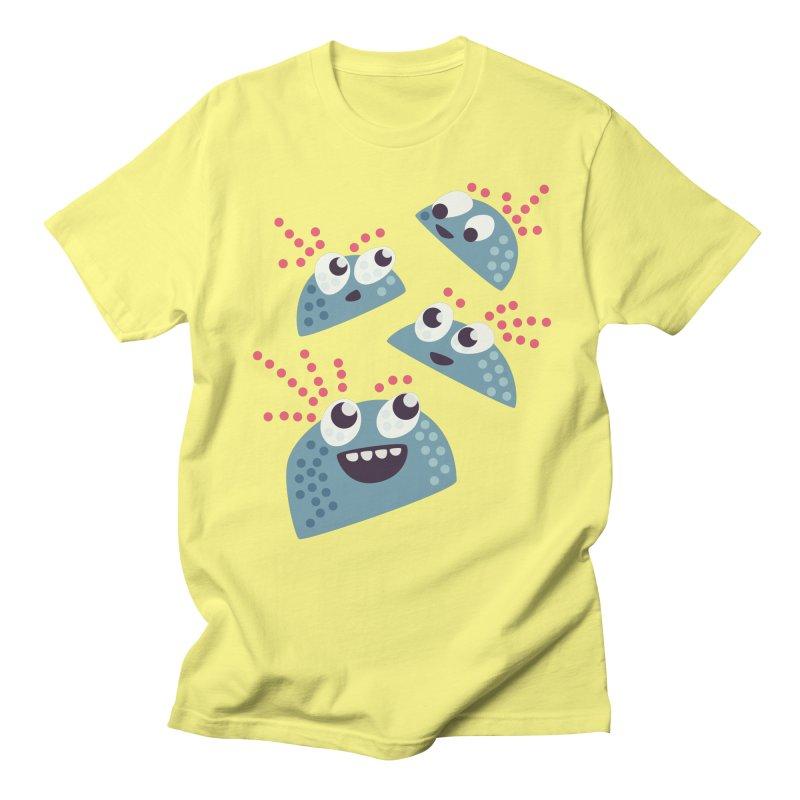 Kawaii Cute Candy Men's T-shirt by Boriana's Artist Shop