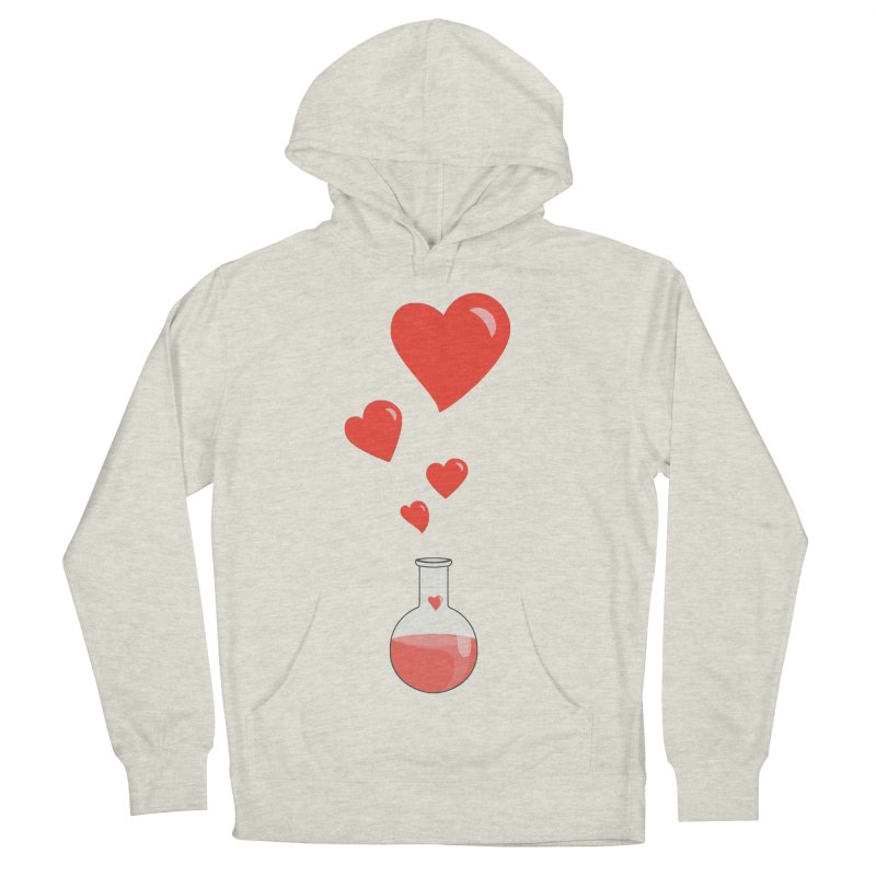 Love Potion Flask Women's Pullover Hoody by Boriana's Artist Shop