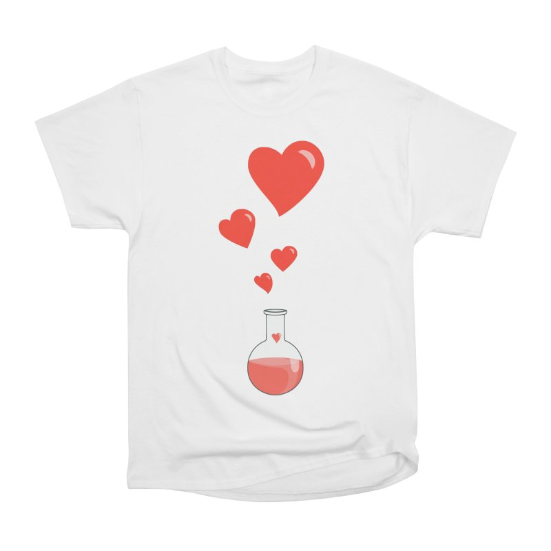 Love Potion Flask Women's Classic Unisex T-Shirt by Boriana's Artist Shop