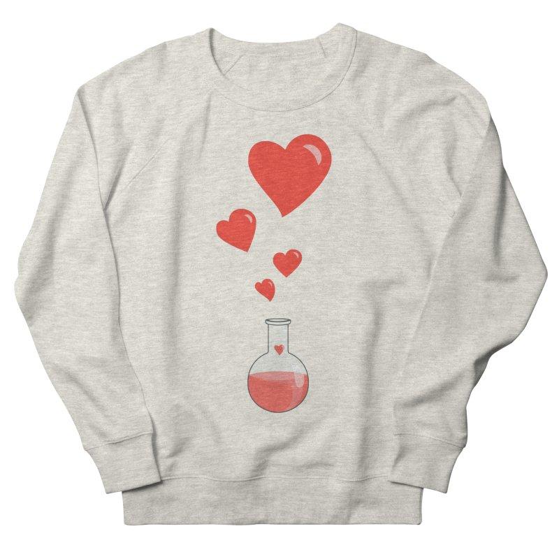Love Potion Flask Men's Sweatshirt by Boriana's Artist Shop
