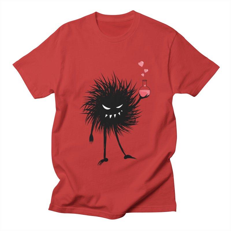 Evil Bug Chemist With Love Potion Men's T-Shirt by Boriana's Artist Shop