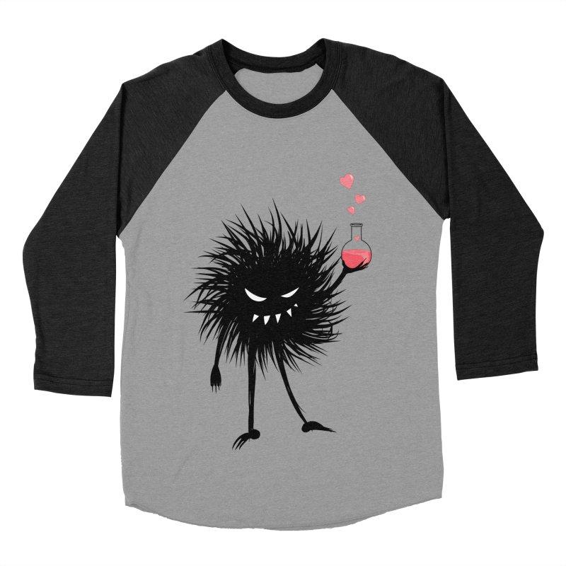 Evil Bug Chemist With Love Potion Women's Baseball Triblend T-Shirt by Boriana's Artist Shop